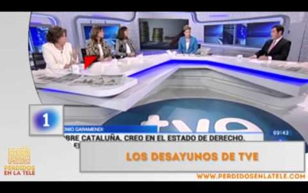 María Casado llora en directo