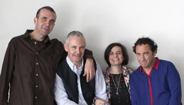 El jazz fusion de Hispania Fantastic en el Gayarre