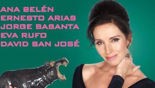 'Kathie y el hipopótamo', teatro de Vargas Llosa