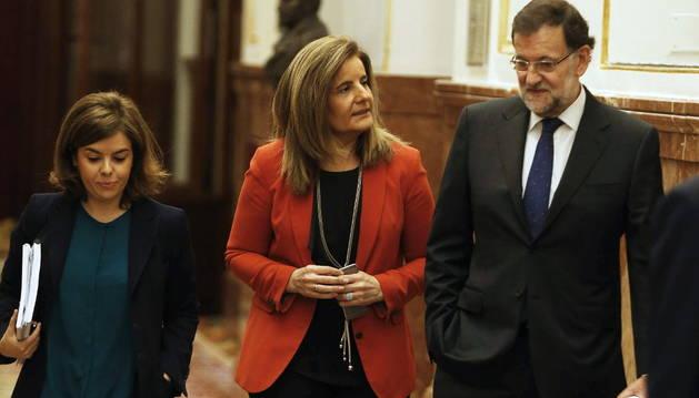 Mariano Rajoy no tiene previsto reunirse con Artur Mas en Barcelona