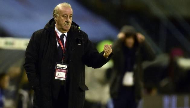 El técnico, Vicente Del Bosque
