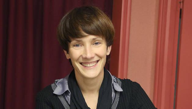 Vicky Oteiza, directora de Proyectos de ARETé-activa