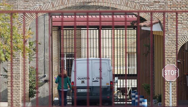 Prisión de Alcalá de Guadaira.