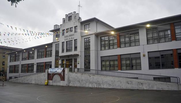 Colegio Vázquez de Mella.