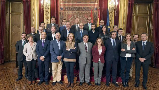 Cómité de la Asociación Española de Entidades de Capital Riesgo