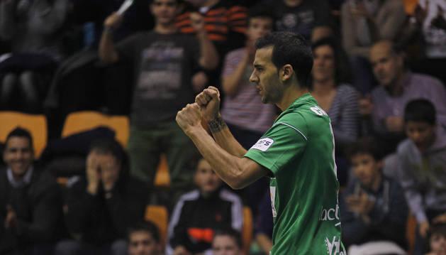Carlitos, contra el Zaragoza