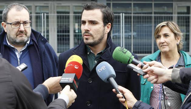 Garzón se presentará a las primarias de IU para optar a la Moncloa