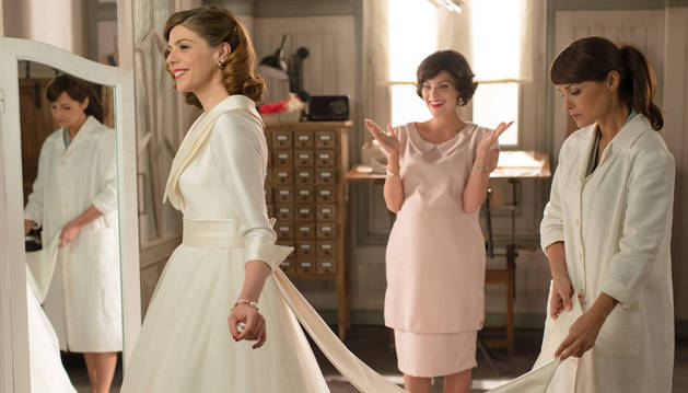 Tercera temporada de la serie Velvet en Antena 3