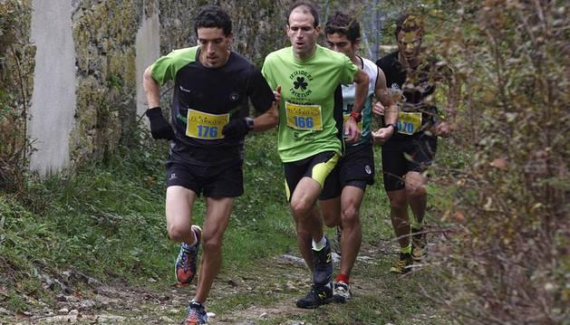 Cuarta edición de esta carrera por montaña.