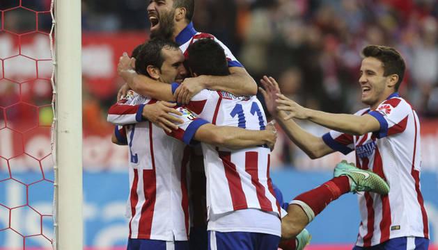 Atlético-Málaga