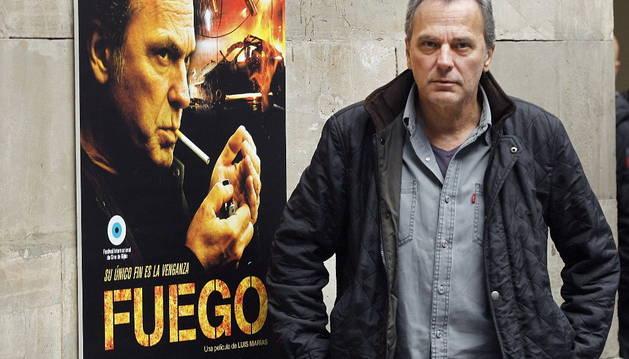 José Coronado protagoniza 'Fuego'