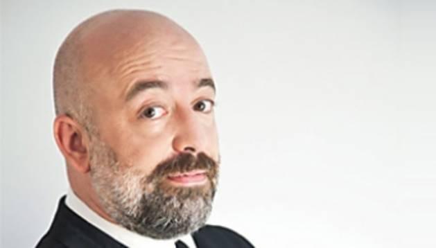 El humorista Goyo Jiménez.