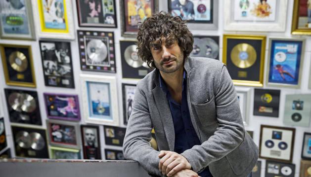 El cantante asturiano Melendi.