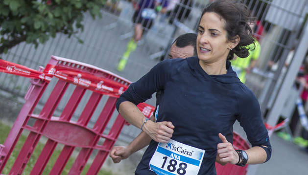 Ana Ollo disputará la media maratón donostiarra