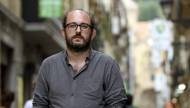 Borja Cobeaga, uno de los creadores de la serie