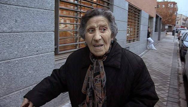 Ana Botella ofrecerá una vivienda social a la anciana desahuciada en Vallecas