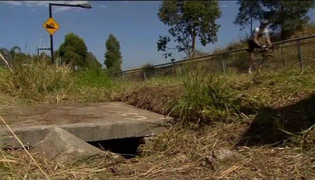 Encuentran un bebé abandonado en una alcantarilla en Australia