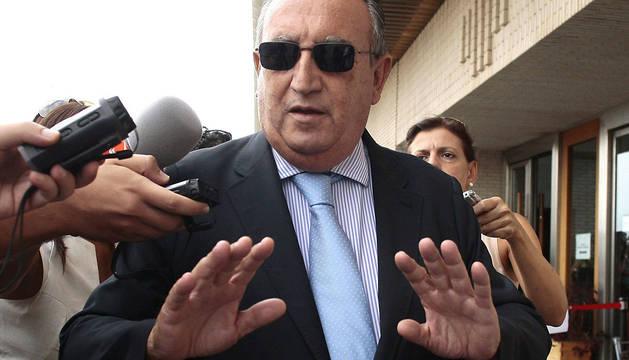 El expresidente de la Diputación de Castellón Carlos Fabra.