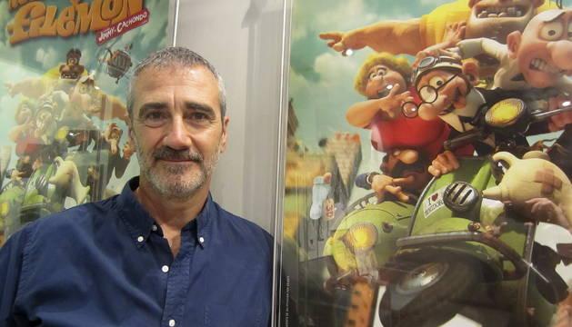 El director de cine Javier Fesser.