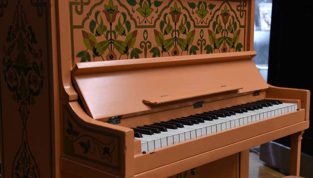 El piano de 'Casablanca' que se ha subastado