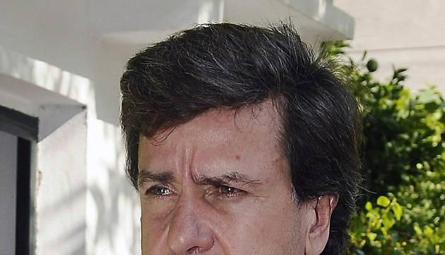 Cayetano Martínez de Irujo, hijo de la fallecida duquesa de Alba
