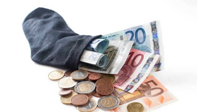 Imagen que simboliza la economía sumergida