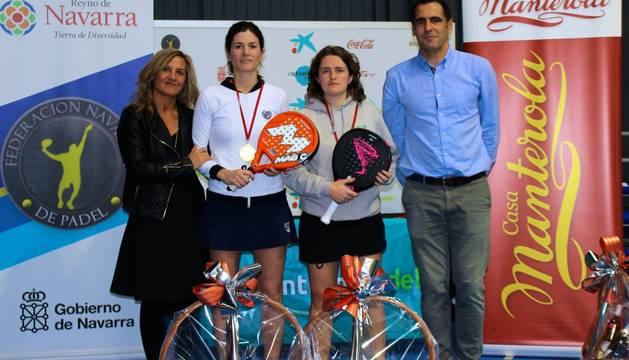 Gabarrús-Torrens, campeones navarros 2014
