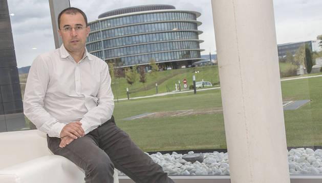 Alberto Jiménez, director de Sistemas de Gestión de Ingeteam Power Technology Energy