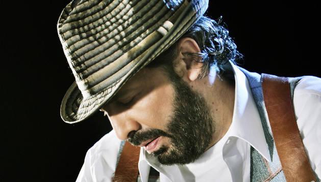 El músico Juan Luis Guerra
