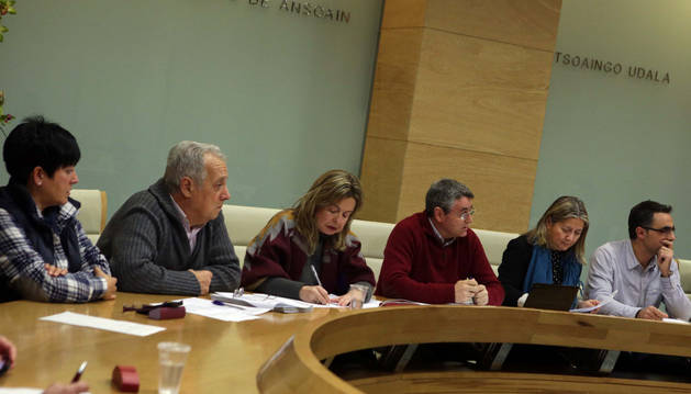 PSN aprueba con I-E y UPN un presupuesto de 8,1 millones para Ansoáin