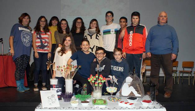 Cascante estrena una compañía de teatro formada por 16 jóvenes