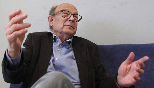 El dibujante Francisco Ibáñez