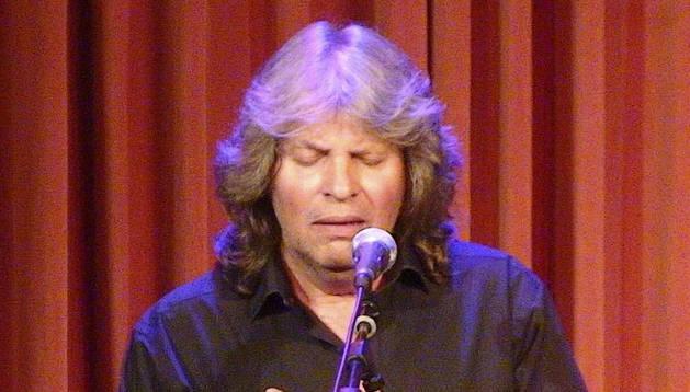 El cantaor José Mercé