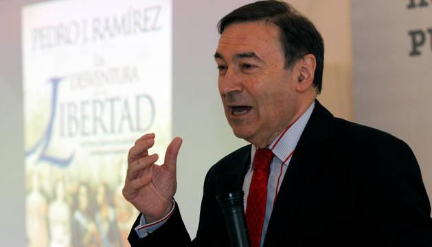 Pedro J. Ramírez fundará un nuevo medio en 2015