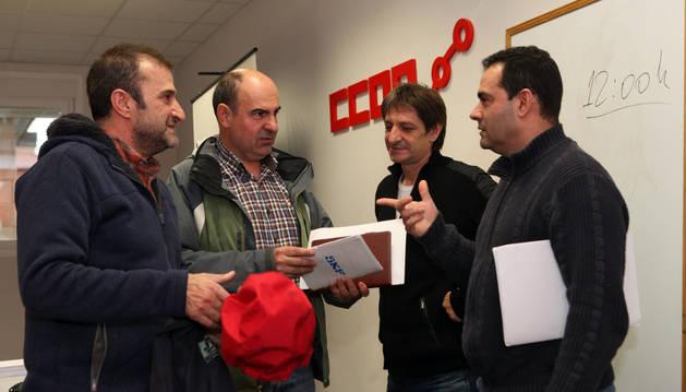 SKF se hace cargo de los empleados de KPF Tudela si cierra