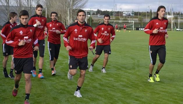 Los titulares contra el Girona, en Tajonar