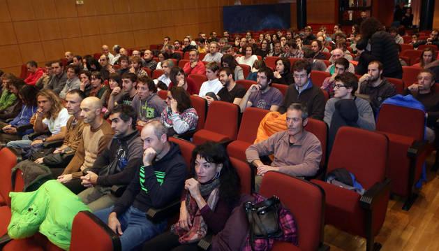 El I Festival de cine de montaña 'Ukerdi' de Roncal ofrece 13 obras