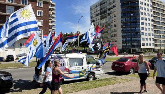 Montevideo, 24 horas antes de las elecciones