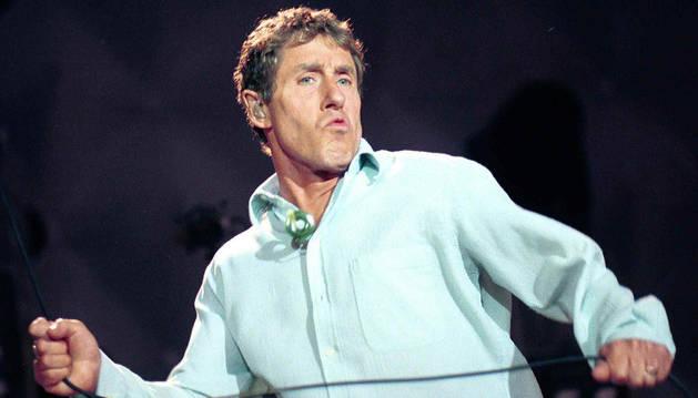 El líder de The Who canta por sorpresa en una boda