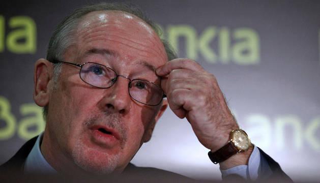 La justicia investiga los favores que Rato pudo hacer desde Bankia
