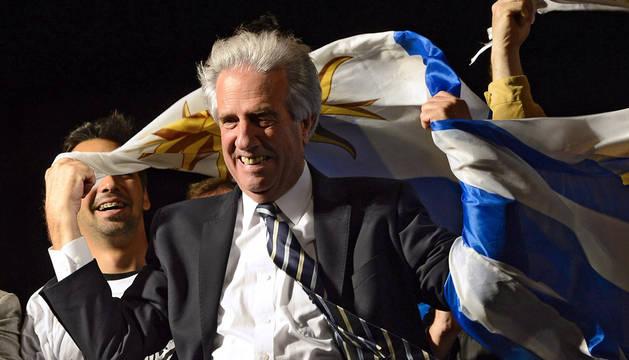 Tabaré Vázquez será presidente de Uruguay por segunda vez
