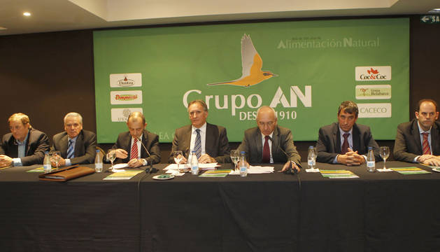 La mayor cooperativa cerealista de España ha celebrado su asamblea general en Gorraiz