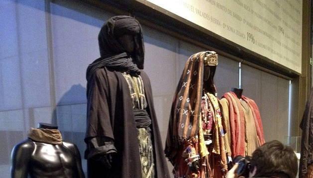 La exposición con los trajes de 'Exodus'