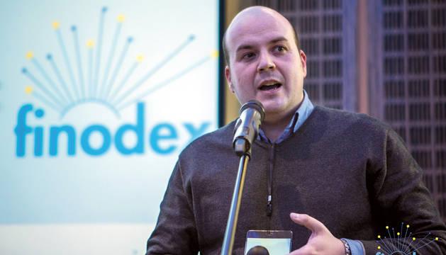 Miguel García, coordinador de Zabala para el proyecto Finodex