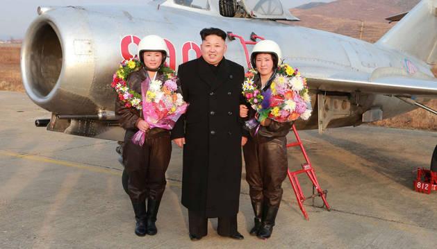 Kim Jong Un sólo hay uno, al menos en Corea del Norte