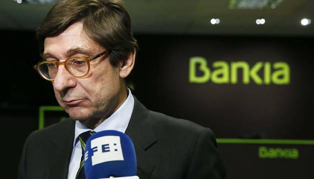 Bankia salió a Bolsa maquillando las cuentas de 2010 y 2011
