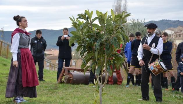 Cirauqui recuerda a Joseba Urbe