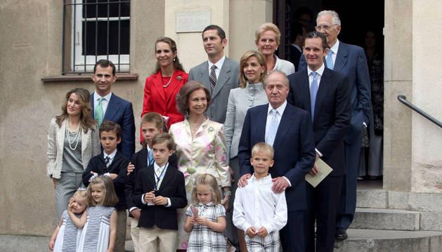 Los miembros de la Familia Real no podrá aceptar favores ni regalos