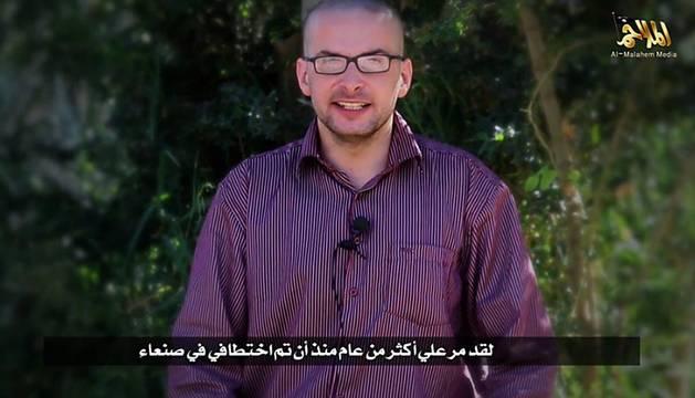 Al Qaeda amenaza con matar a un rehén estadounidense en Yemen