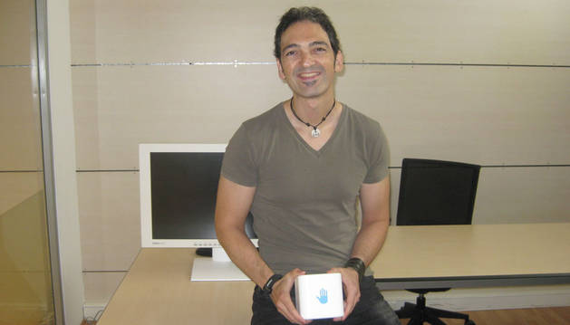 Jesús Pérez, CEO de TedCas